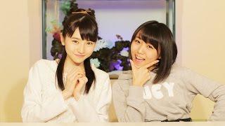 MCは、モーニング娘。'16の尾形春水と、アンジュルム室田瑞希! 4/20発...