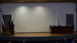 Sexto  Panel Segundo y clausura Foro Institucional 2018
