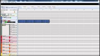 How to timestretch audio - Reason Tutorial
