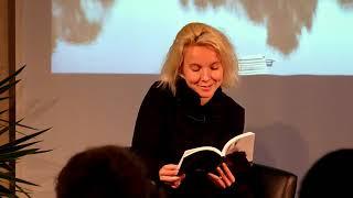 Lecture de Cécile Coulon à la médiathèque Diderot de Challans