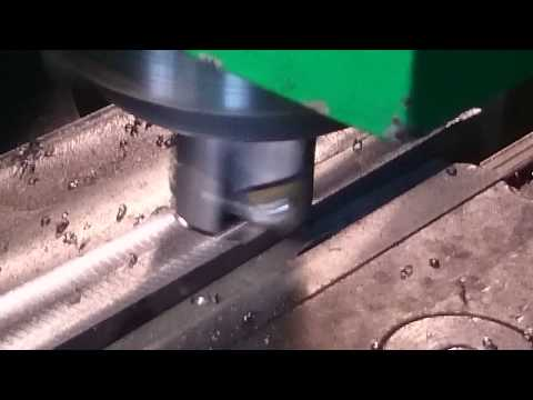 TEST freza DIY / Milling cutter diy test