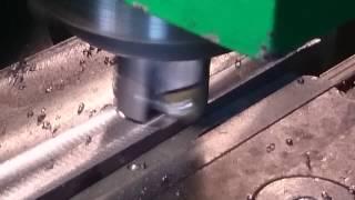 TEST freza DIY / Milling cutter diy test