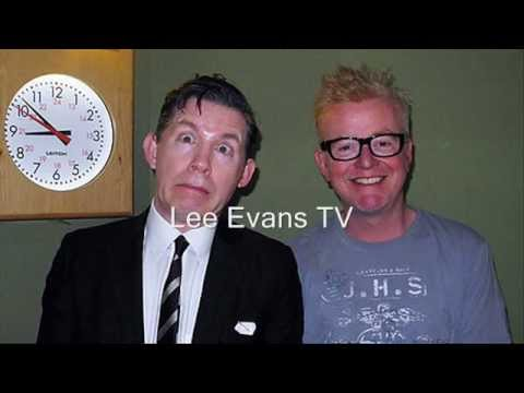 Lee Evans on BBC Radio 2 - Chat to Chris Evans (Part 1)