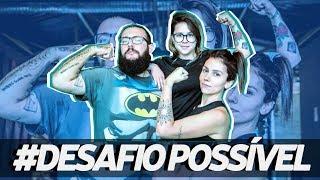 #DESAFIOPOSSÍVEL - Cauê Moura e Pathy dos Reis