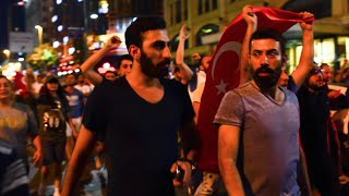 Crowds Take to the Streets in Turkey, as Army Attempts Coup