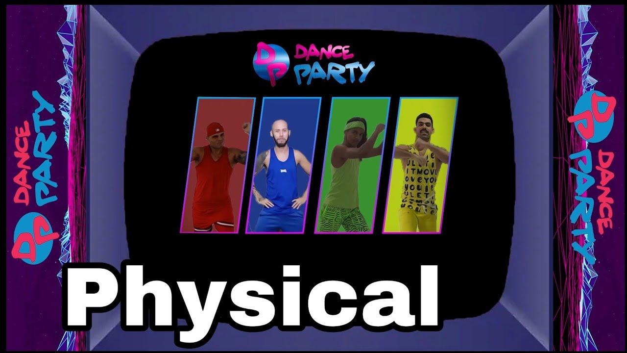 Physical - Dua Lipa | ZUMBA® | Coreografia | POP