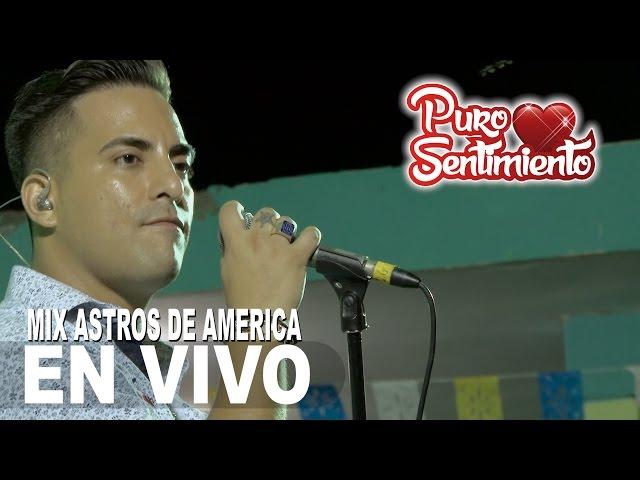 MIX ASTROS DE AMERICA - Corazon Serrano