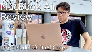 MacBook Air (2020) Review!: Way Too Easy to Recommend!