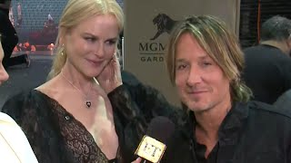 ACM Awards 2019: Keith Urban Speechless After Winning Entertainer of the Year (Exclusive)