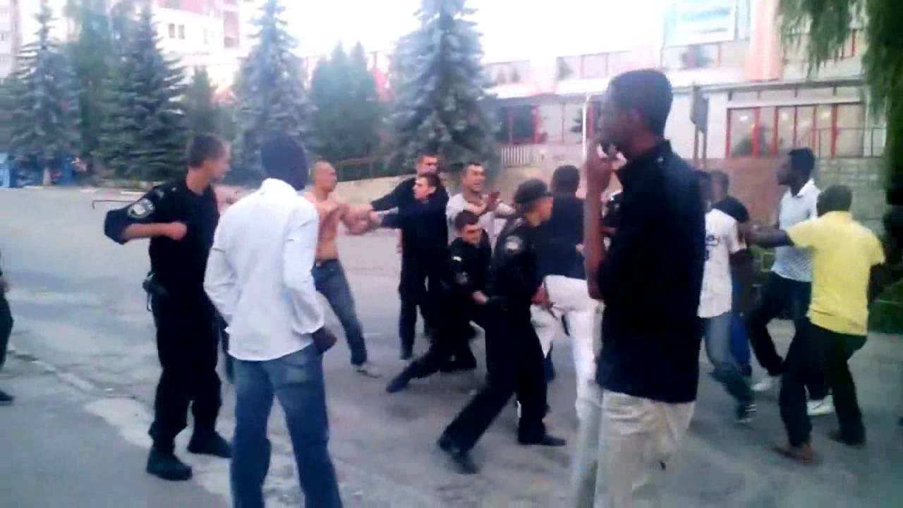 Ghetto Gang Fight 2014 - YouTube