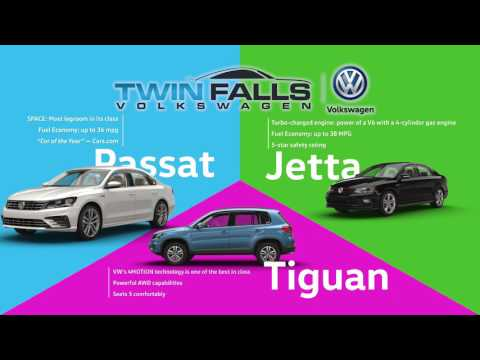 Twin Falls Volkswagen For Your Personalized Price