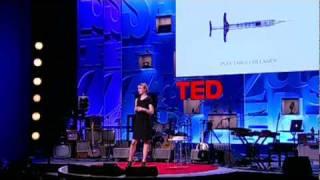 Christien Meindertsma: How pig parts make the world turn