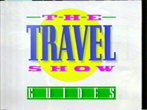 BBC1 Continuity - Travel Show Guides 12-6-92