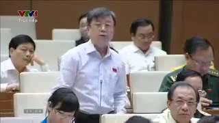 Bài phát biểu của Ông Trương Trọng Nghĩa.( DBQH, tp HCM) quá hay.