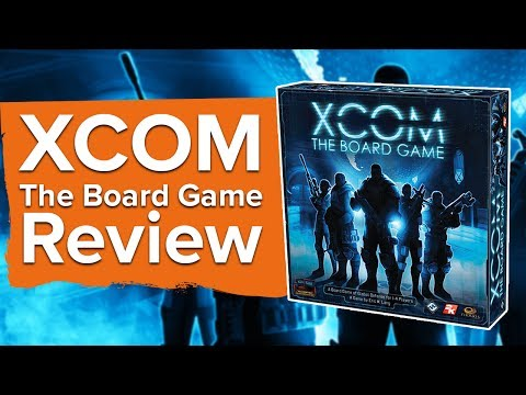 XCOM The Board Game review