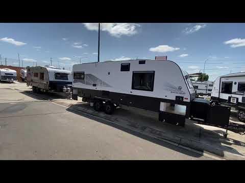 MY2020 Crusader Caravans Excalibur Prince 22'6 (DC7481)