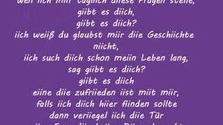 Bushido - Gibt es dich Lyrics