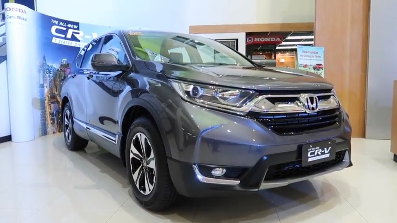 2018 HONDA CRV V Entry Level Diesel Variant PHILIPPINES