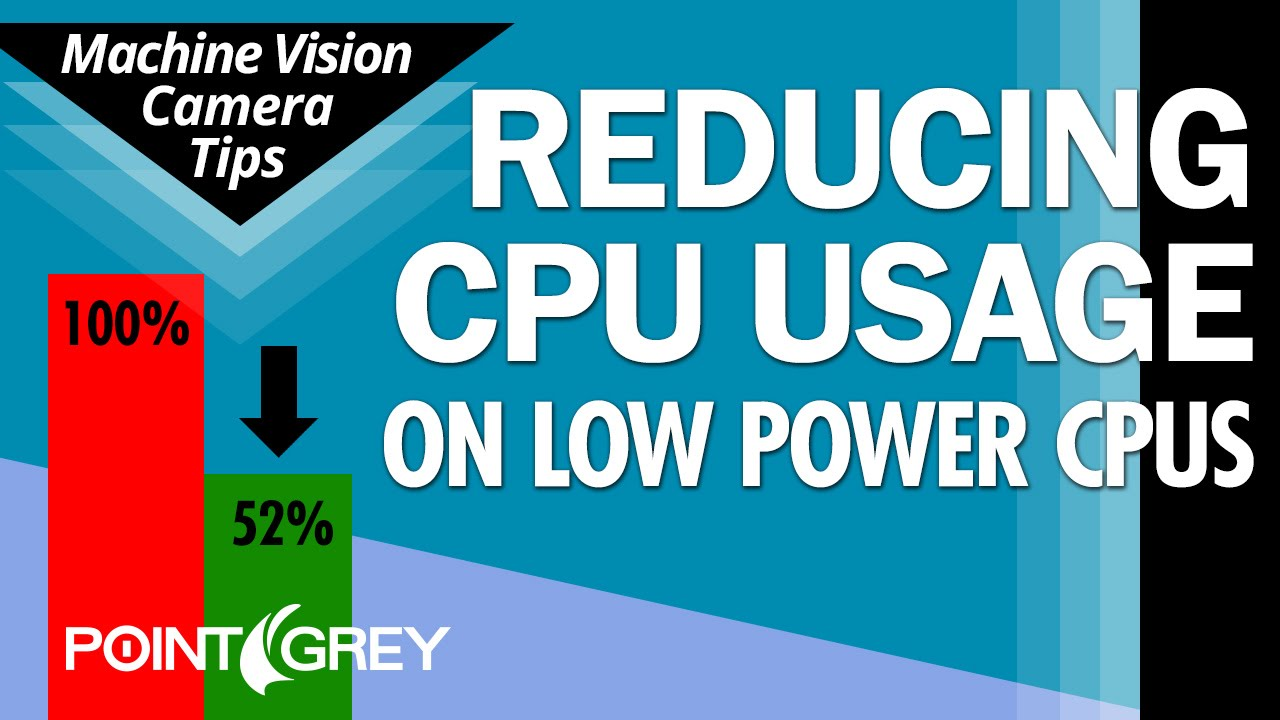 Reducing CPU Usage on Embedded Boards with GigE Cameras