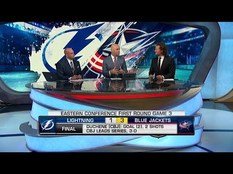 Stanley Cup Playoffs results: Maple Leafs push Bruins to brink; Avalanche eliminate Flames with big win