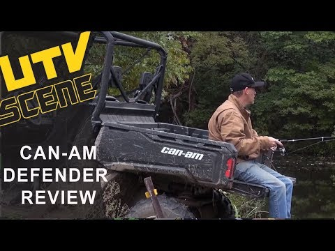 2016 Can-Am Defender Ride Review- UTV Scene