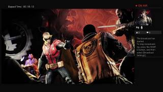 Red Hood Episode 1 - Batman Arkham Knight