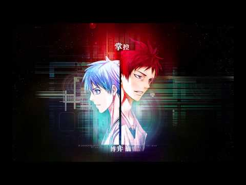 Kuroko No Basket OST 2 - Shield Of Aegis Extended