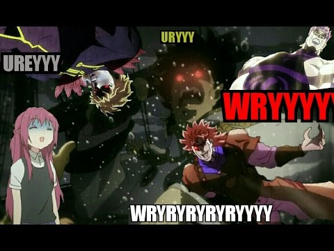 WRYYY Compilation - [ウリイイイ] - JoJo's Bizarre Adventure