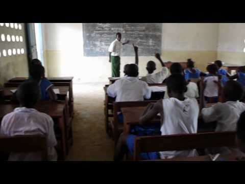 Reviving education in the aftermath of Sierra Leone's civil war