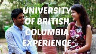 College Experience - ILOT Scholarship at University of British Columbia  #ChetChat