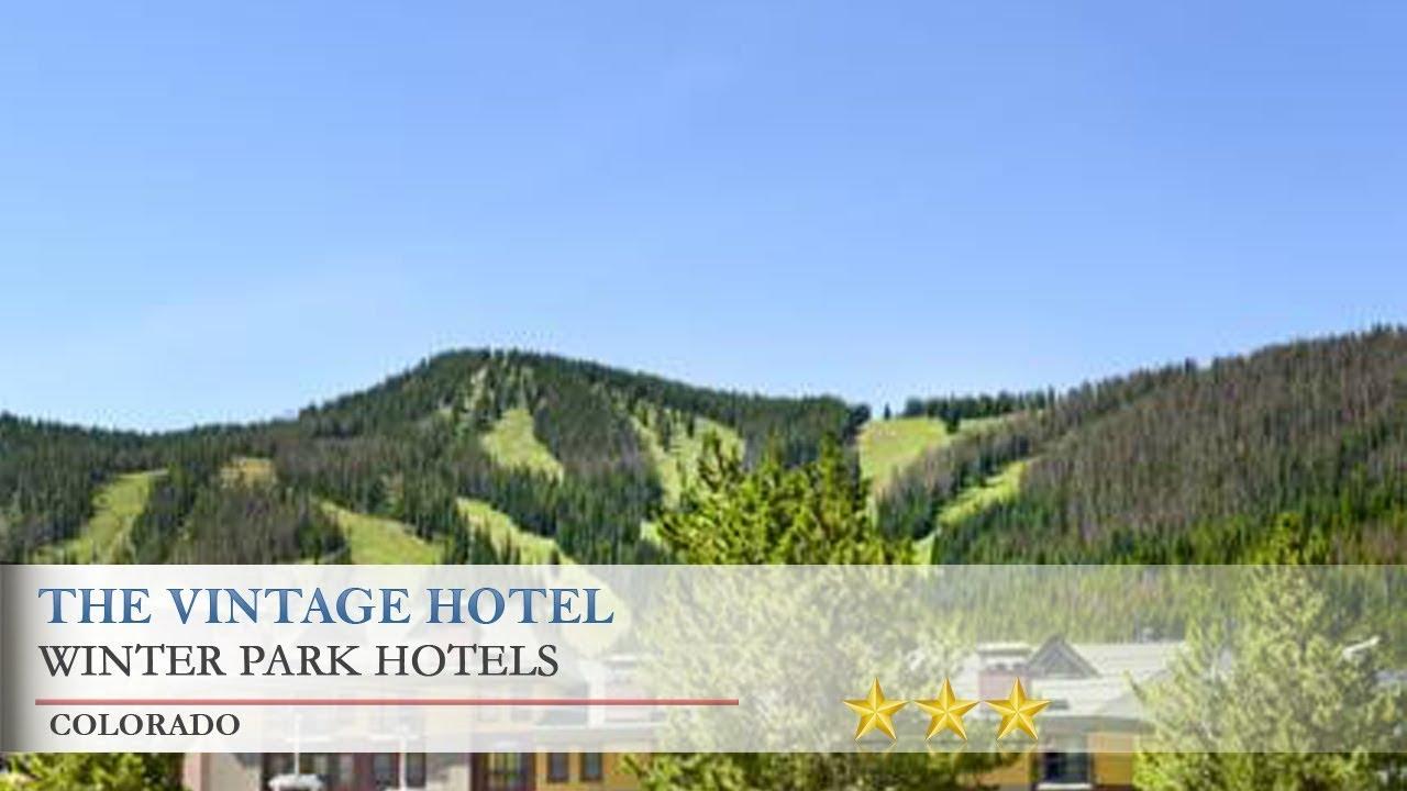 The Vintage Hotel Winter Park Hotels Colorado