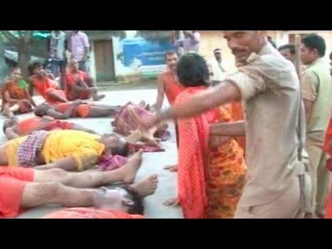 11 dead after stampede at Jharkhand temple