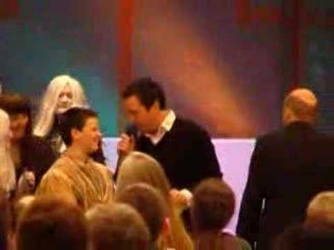 Pegasus 3 - Paul McGillion - Costume Competition
