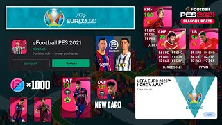 New Update ? | New Events & Free Rewards Details | Pes 2021 Mobile