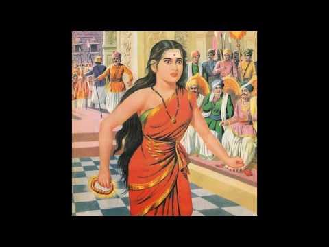 Kannagi burnt Madurai Then where did she go ?