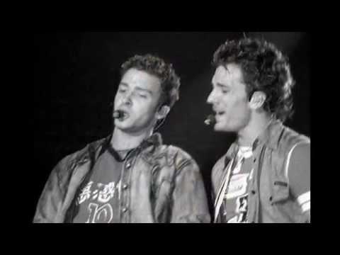 JC Chasez And Justin Timberlake -  Joshtin