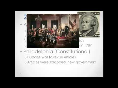 APUSH Review: The Articles of Confederation