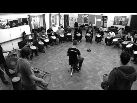 Drumroots Workshop