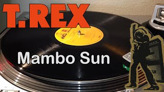 T. Rex - Mambo Sun (1971) - Black Vinyl LP