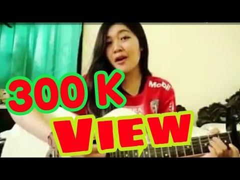 Bangga mengawalmu...Lagu untuk Bali United,Linanda Aninditha