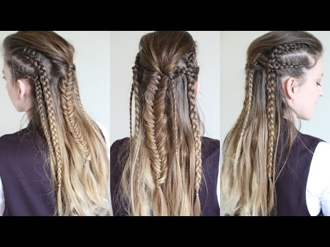 Octavia Blake Inspired Hairstyle from The 100 | Braidsandstyles12 ...