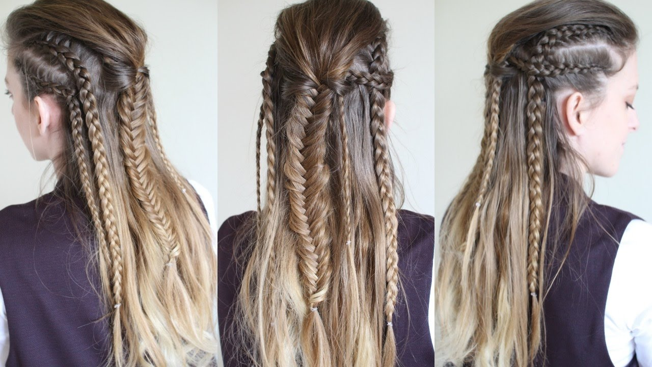Octavia Blake Inspired Hairstyle from The 100 | Braidsandstyles12
