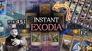 [Yu-Gi-Oh! Duel Links] INSTANT EXODIA