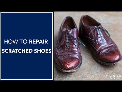 How to Remove Scuffs & Scratches from Leather Shoes | Kirby Allison