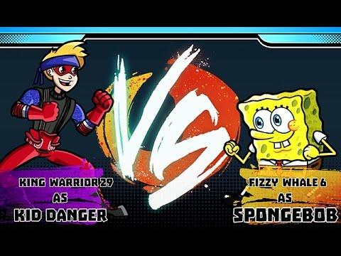 Coloriage A Imprimer Henry Danger.Nickelodeon Super Brawl World Kid Danger Brawlville Pvp Block 10