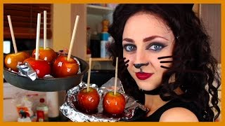 Beckie Makes: Toffee Apples!