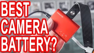 Best external battery solution for Canon/Nikon/Sony? | Ifootage E1 Electric Ray review