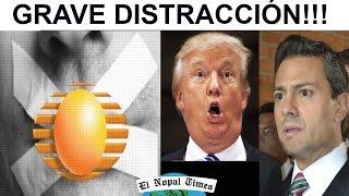 Noticias que Televisa ocultó por Triunfo de Trump // EL NOPAL TIMES #ENT 247