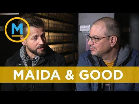 Raine Maida and Matthew Good take a trip down memory lane and talk mental health    Your Morning
