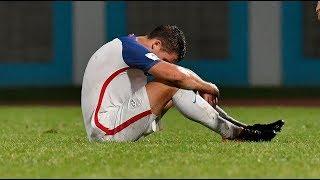 USA Fails to make 2018 FIFA World Cup